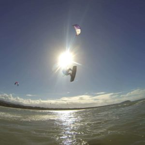 learn kitesurfing four mile beach port douglas low isles great barrier reef
