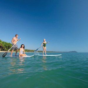 port douglas tours including snorkelling stand up paddleboarding kitesurfing tubing