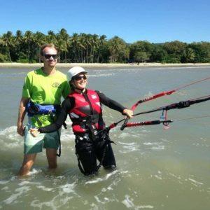 learn to kitesurf port douglas