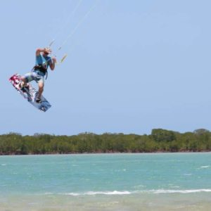 Low Isles kitesurfing session // Windswell Kitesurfing Port Douglas
