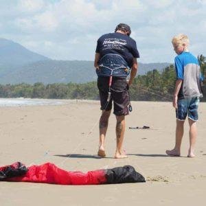 Windswell-kitesurfing-Port-Douglas-Intro-Kite-Lesson-1