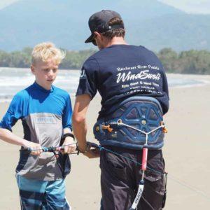 Windswell-kitesurfing-Port-Douglas-Intro-Kite-Lesson-2