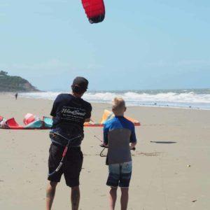 Windswell-kitesurfing-Port-Douglas-Intro-Kite-Lesson-7