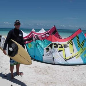 Windswell-kitesurfing-Port-Douglas-kite-sup-reef