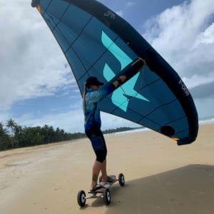 Wing Surfing - Windswell Kitesurfing Port Douglas