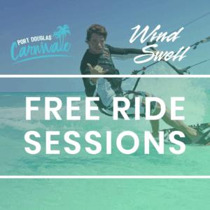 Free Ride Sessions - Windswell Kitesurfing Port Douglas