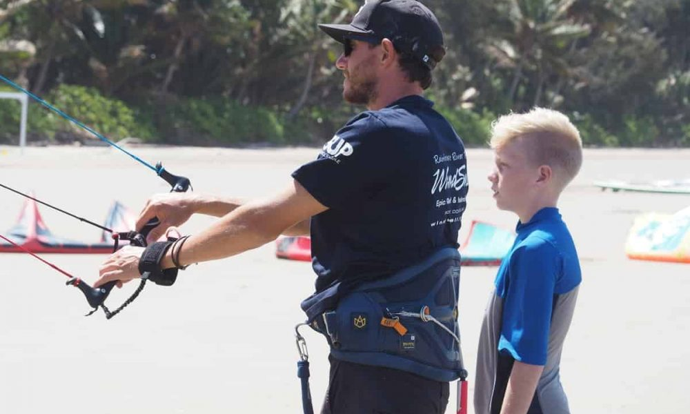 Windswell-kitesurfing-Port-Douglas-Intro-Kite-Lesson-4